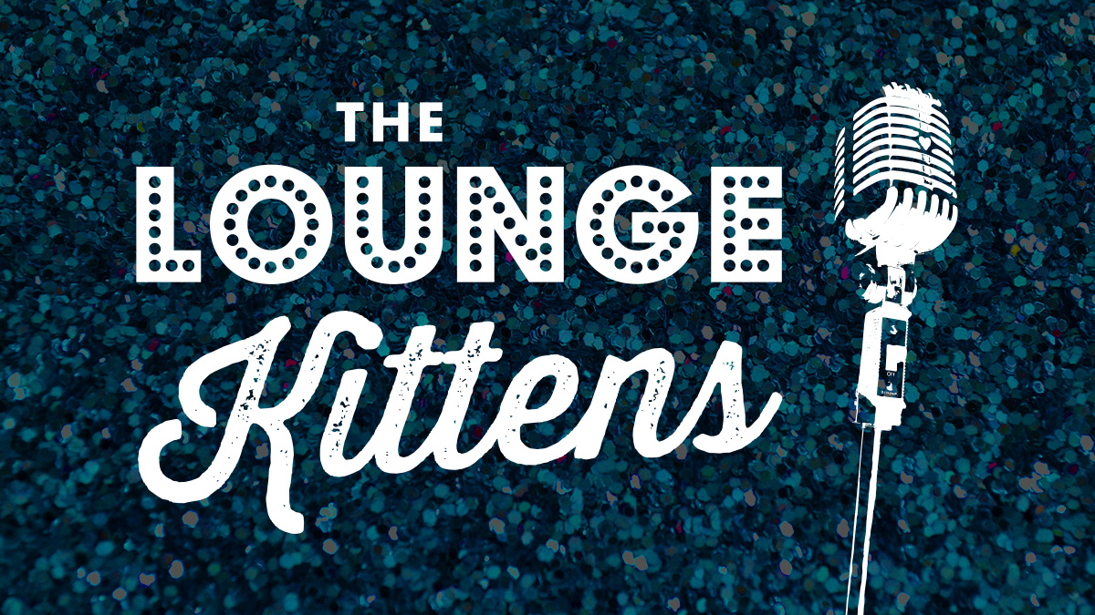 LOUNGE KITTENS logo