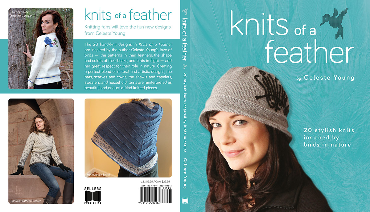 Knits of a feather jkt flat