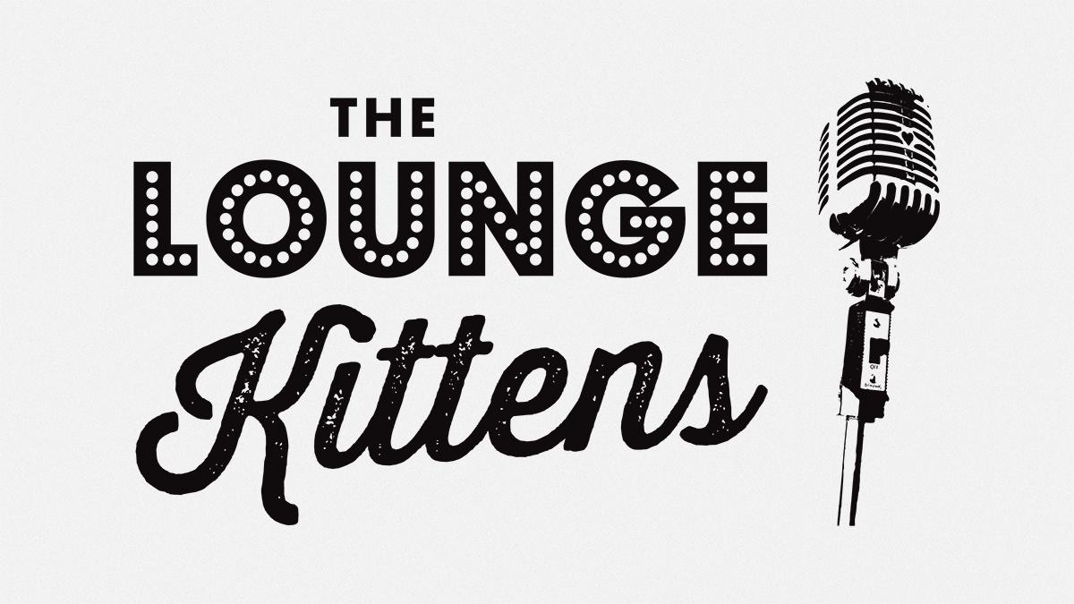 LOUNGE KITTENS logo
