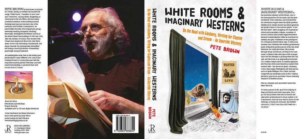 WHITE ROOMS JACKET FLAT