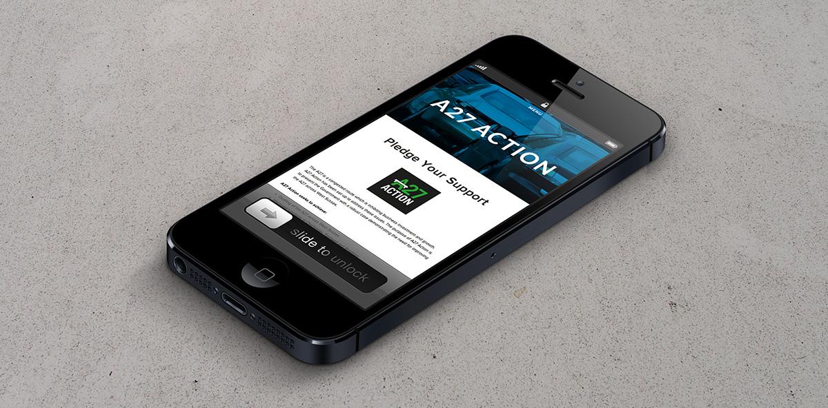 A27 iPhone