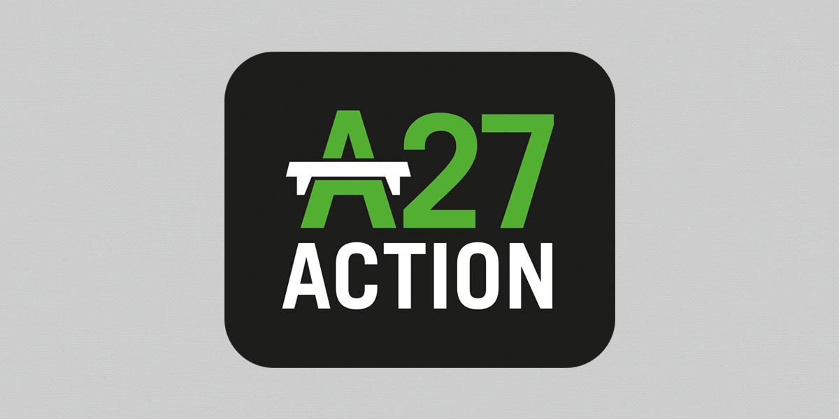 A27 logo