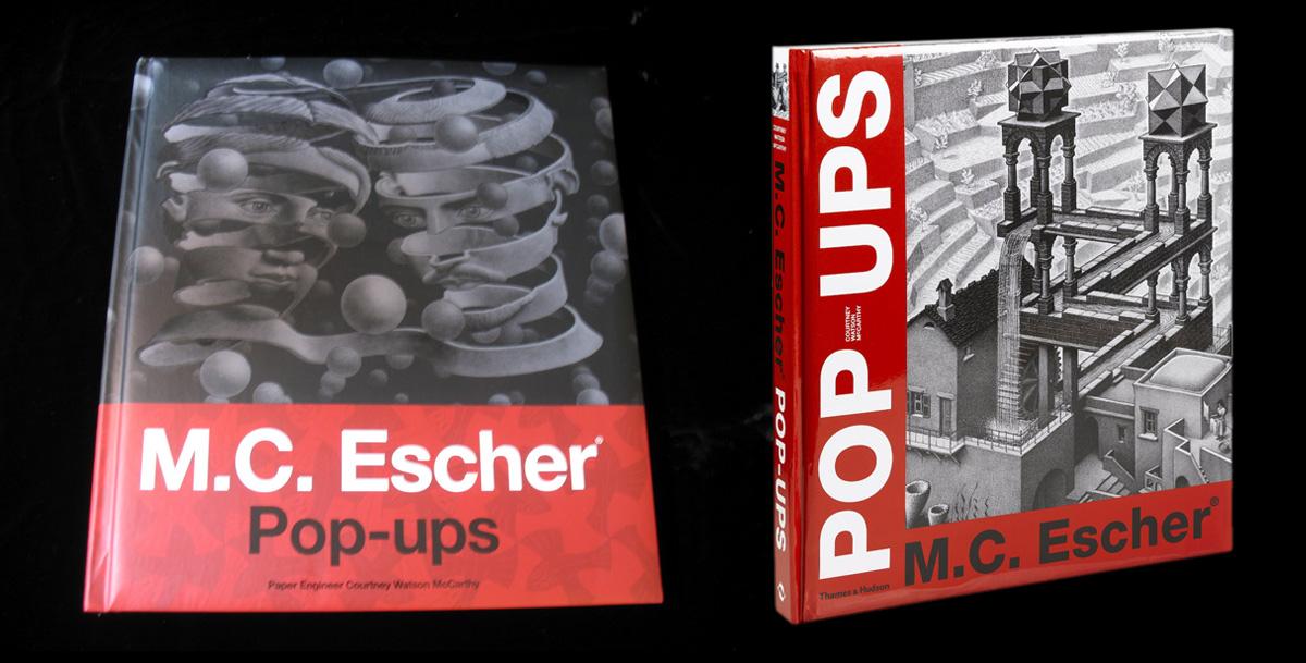 Escher pop up covers