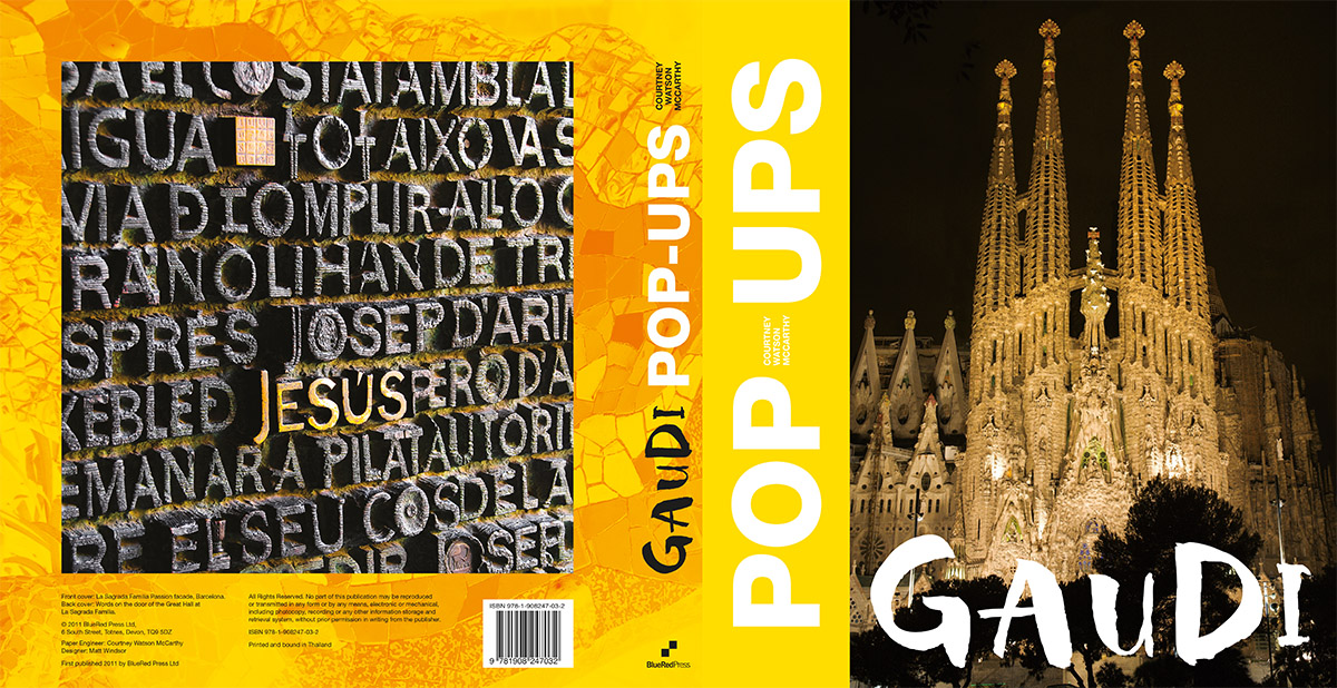 gaudi pop-up foreign cover lo res