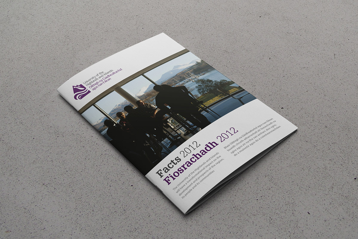 UHI Fact brochure 2014 cover lo res